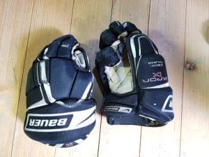 Handschuhe Junior Bauer Vapor 1X